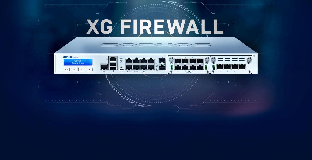 Sophos XG Firewall v17  Sleep easy    NSS Limited