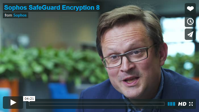 Simple, always-on file encryption with new SafeGuard